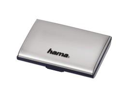 Hama Memory Card Case Fancy SD Zilver