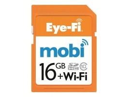 EYE-FI MOBI 16GB WIFI SDHC