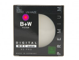 B+W UV 010 MRC Nano XS-Pro Digital MRC Filter 52 E (1066117)