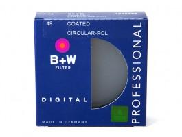 B+W Coated Circular-Pol 49 E (1065299)