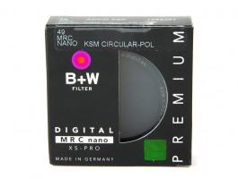 B+W MRC Nano Käsemann XS-Pro Circular Pol 49 (1066391)