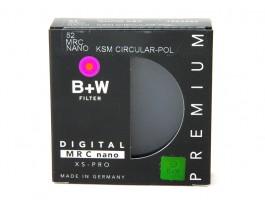 B+W MRC Nano Käsemann XS-Pro Circular Pol 52 (1066392)