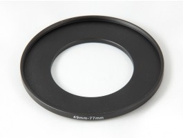 Metal Step Up Ring for Fuji X100(s)