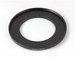 Metal Step Up Ring for Fuji X10