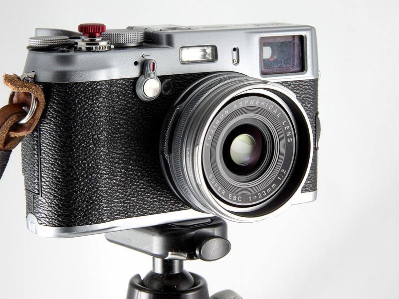 Fuji FinePix X Series and Leica Accessories - Metal Step Up